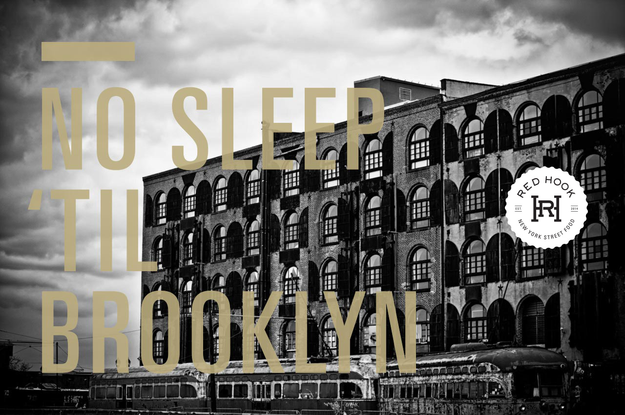 Red Hook - No Sleep 'Til Brooklyn